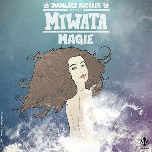"""Das Cover zur Single """"Magie"""" von Miwata"""