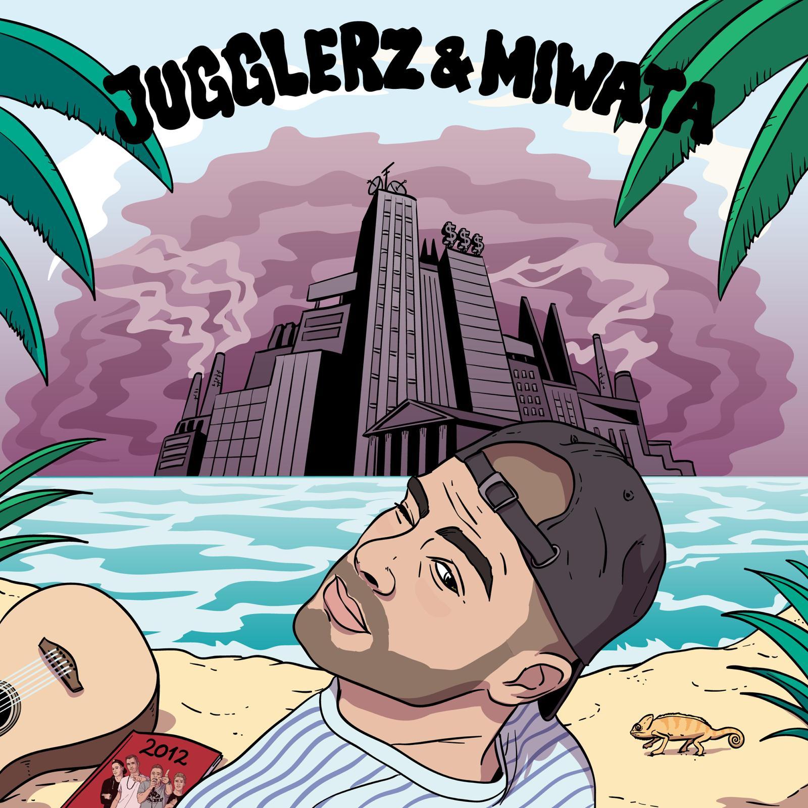"""Das Cover zur Single """"Heute"""" von Miwata feat. Jugglerz"""