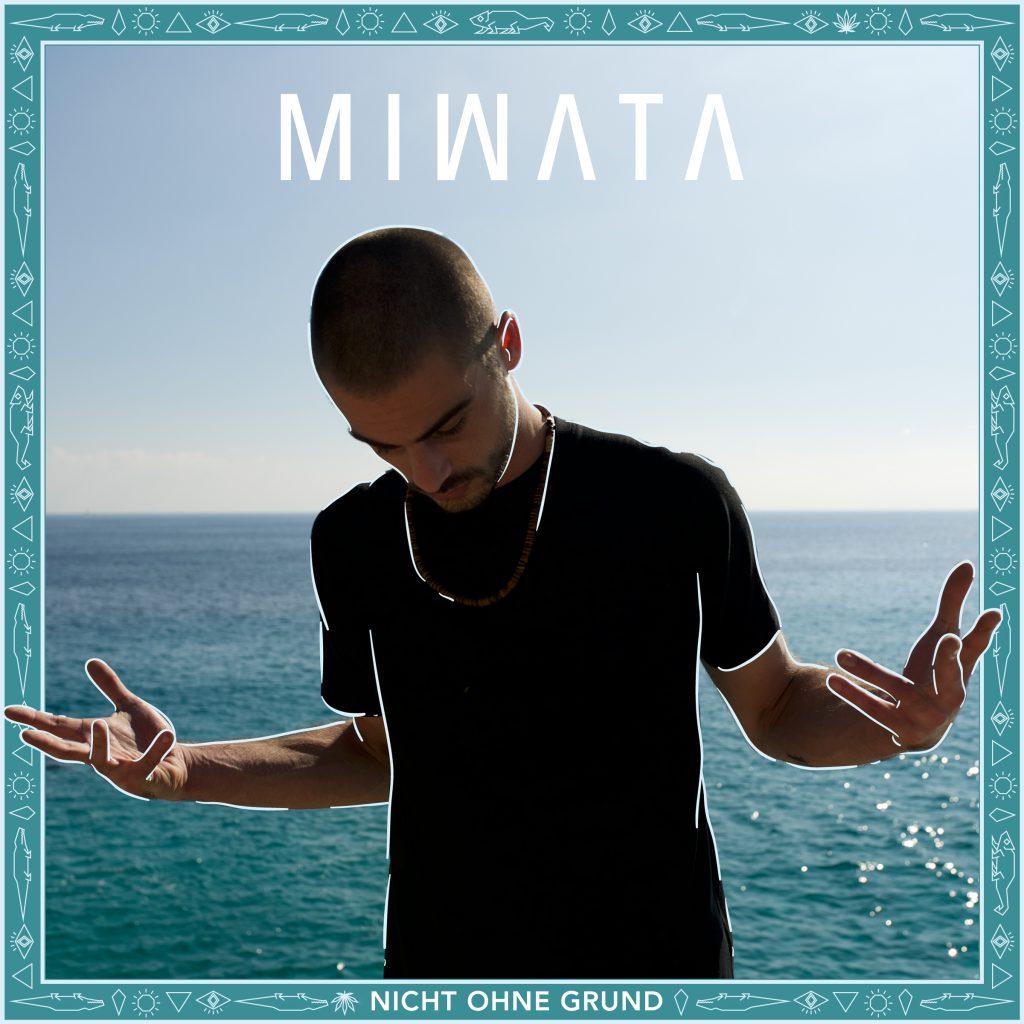 """Das Cover von der EP """"Nicht ohne Grund"""" von Miwata"""