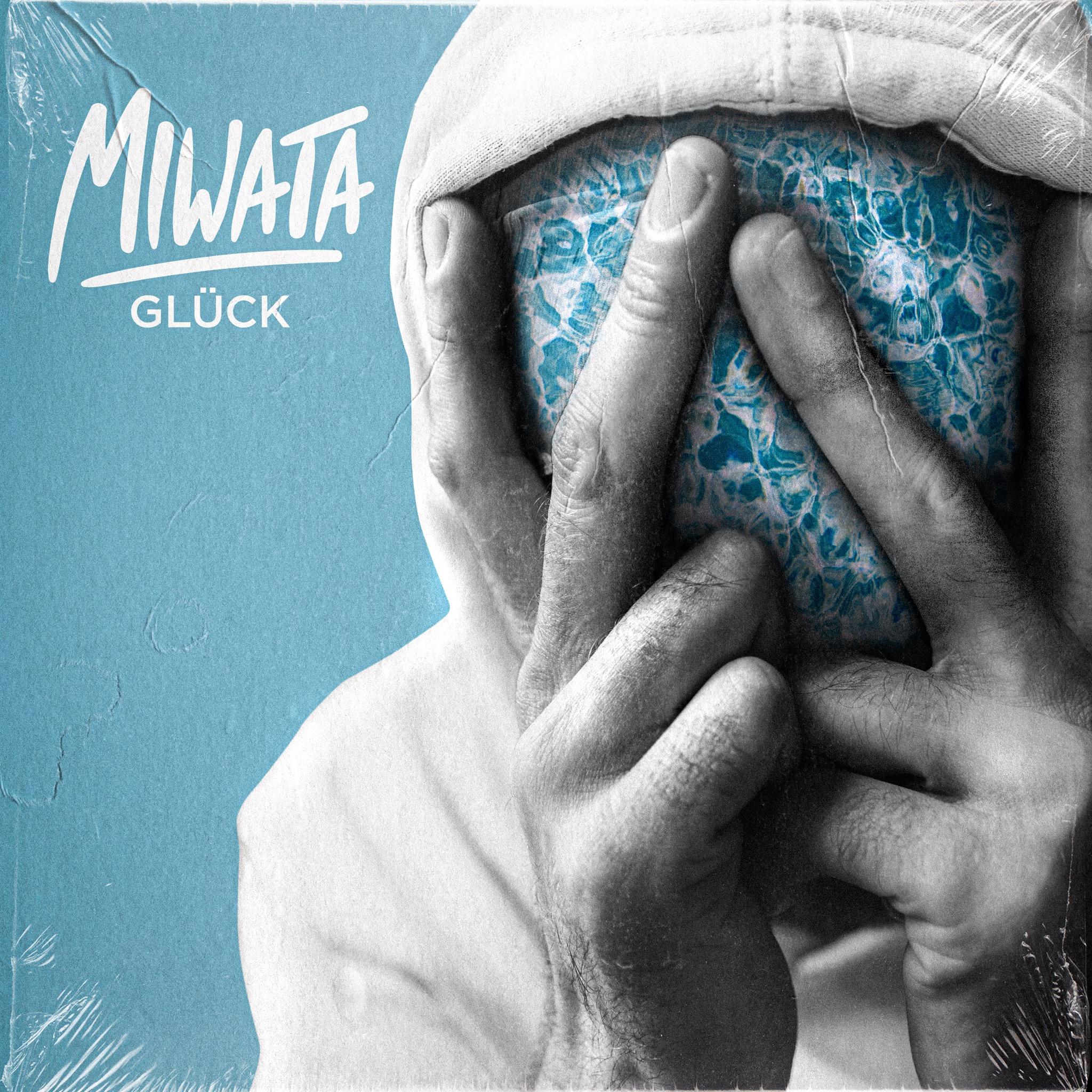 Cover zur Single Miwata - Glück